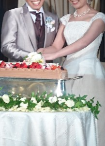 結婚式加糖君